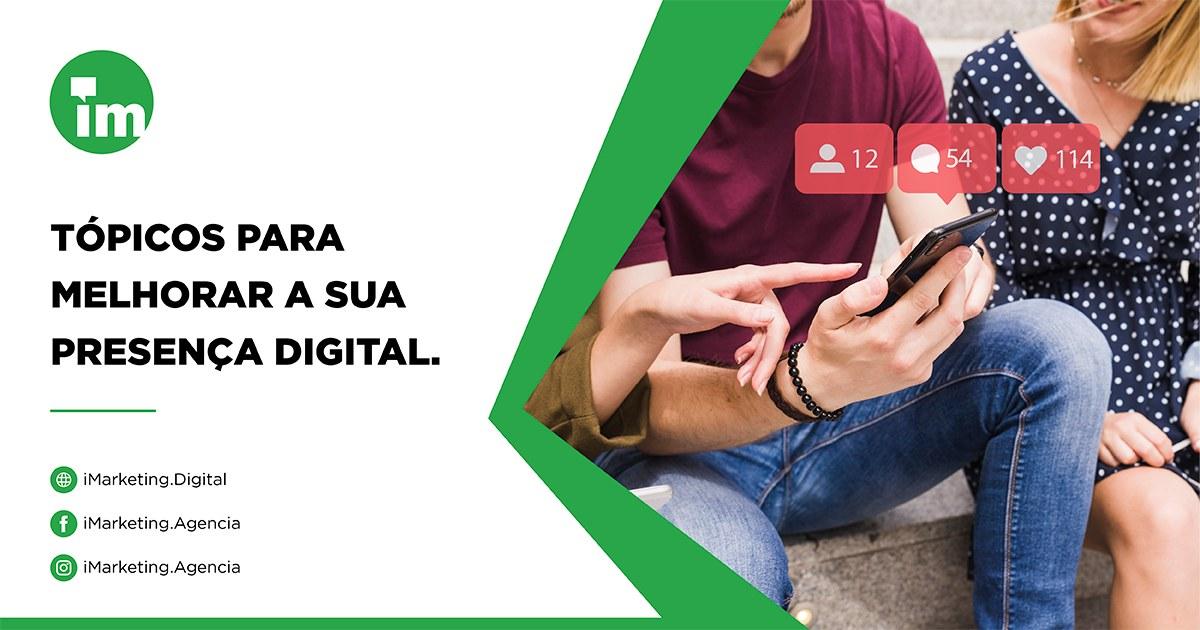 Estar online não basta para se destacar. É preciso otimizar a sua presença no meio digital.