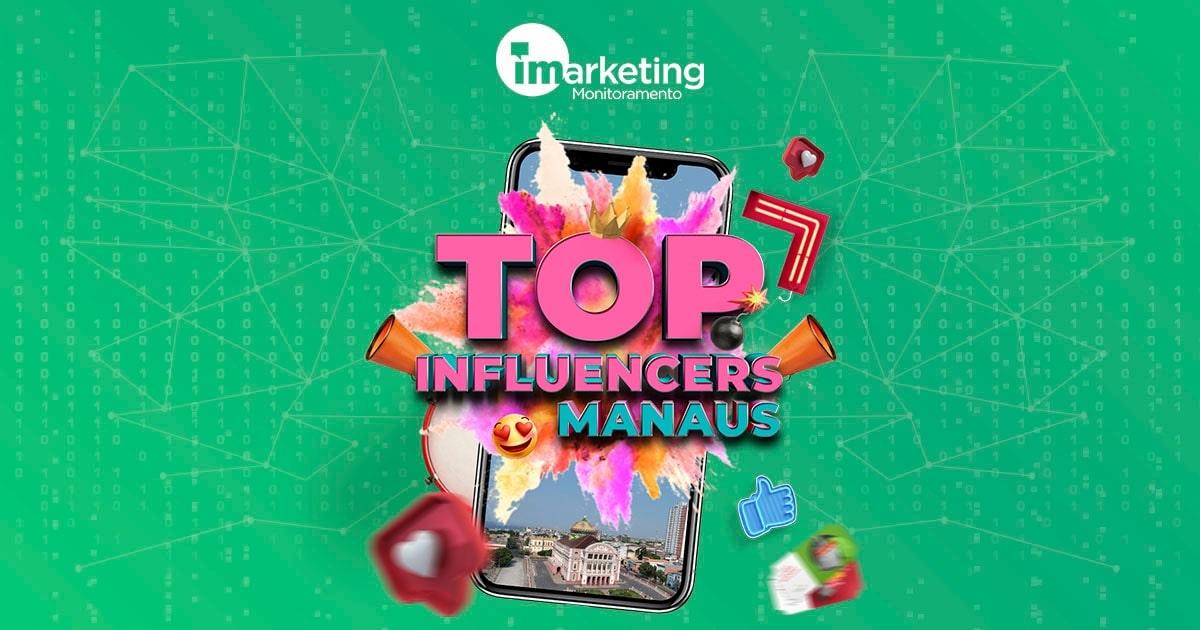 A iMarketing Monitoramento analisou 51 Influenciadores Digitais de Manaus no Instagram, no período de 1º a 28 de fevereiro de 2019.