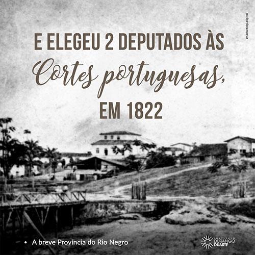 Post 01 IDD - Elegeu 2 deputados às Cortes Portuguesas