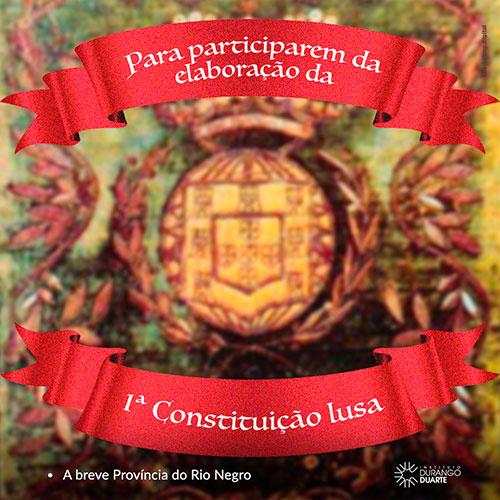 Post 01 IDD - 1ª Constituição Lusa