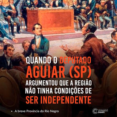 Post 01 IDD - Deputado Aguiar (SP)