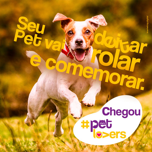 02 Post Pet Lovers - Cães - Imarketing