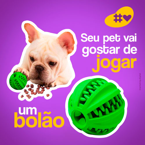 07 Post Pet Lovers - Cães - Imarketing
