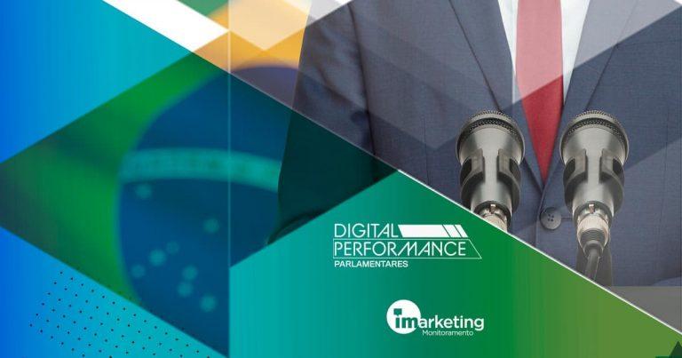 O Digital Performance – Parlamentares analisou a atuação dos parlamentares do Amazonas no Facebook e Instagram, em outubro.
