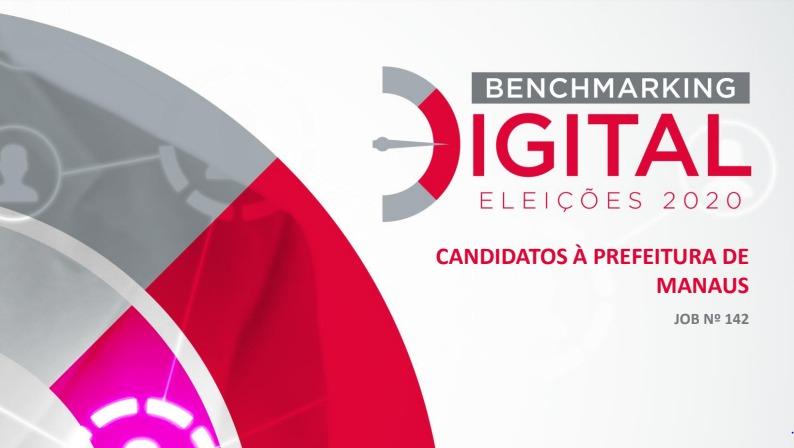 Os candidatos à Prefeitura de Manaus estão começando a sua corrida eleitoral. Veja como está a presença digital de cada um deles no relatório Benchmarking Digital: Eleições 2020, uma pesquisa feita pela iMarketing Agência Digital.